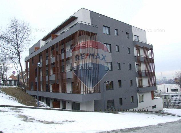 Comision 0%! Apartament 2 camere de inchiriat, bloc nou, ultracentral - imaginea 1