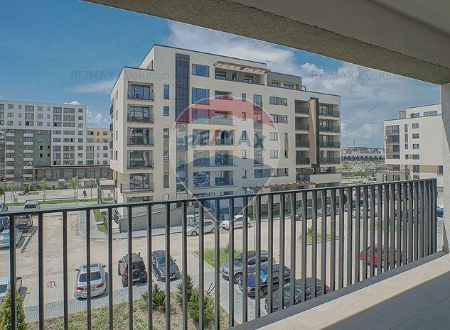 Apartament decomandat de 3 camere partial mobilat, Avantgarden Coresi. - imaginea 1