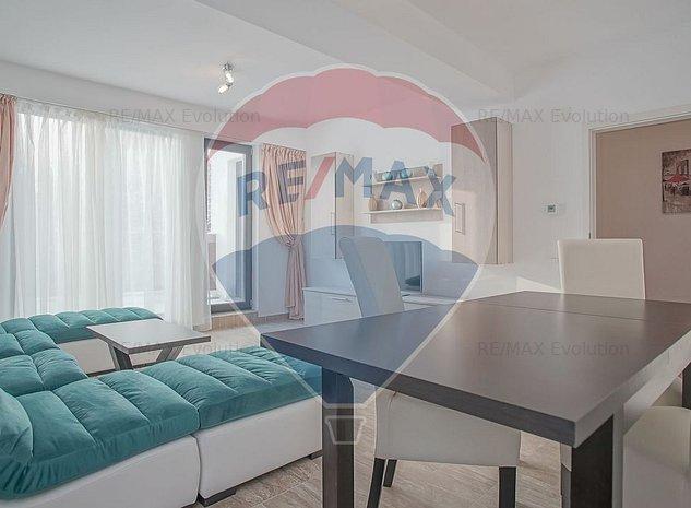 Apartament decomand cochet de 2 camere central, Dealul Morii Residence - imaginea 1