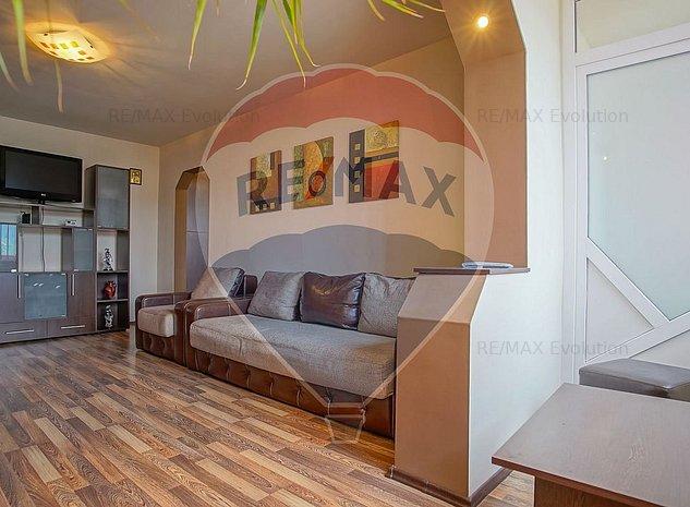 Apartament 2 camere cu priveliste, Zona Astra Business Park - imaginea 1