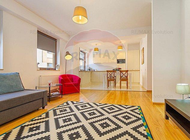 Apartament cochet mobilat si utilat, Drumul Poienii, Seasons Residence - imaginea 1