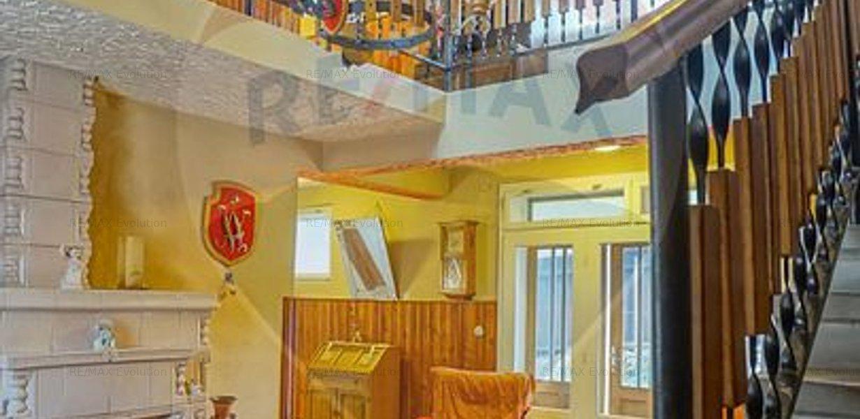 COMISION 0%! Casa spatioasa 7 camere, 956 mp teren si atelier, Sacele - imaginea 3