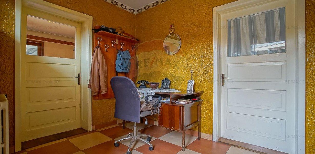 COMISION 0%! Casa spatioasa 7 camere, 956 mp teren si atelier, Sacele - imaginea 18