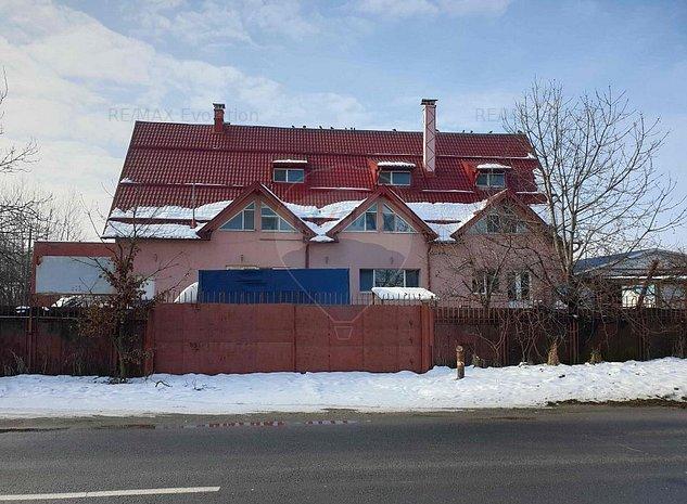 Comision 0% ! Imobil in Bartolomeu, D + P + E + M, teren 1403 mp - imaginea 1
