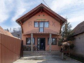 Casa de vânzare 4 camere, în Râşnov, zona Central