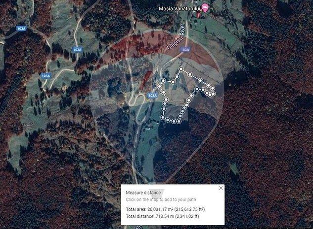 Teren 20000 mp, sat Dalghiu, com Vama Buzaului - imaginea 1