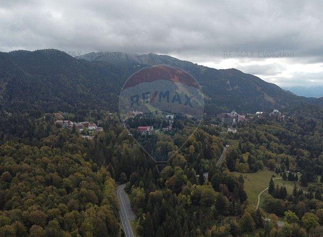 Teren de vanzare 1.028 mp Poiana Brasov - imaginea 1