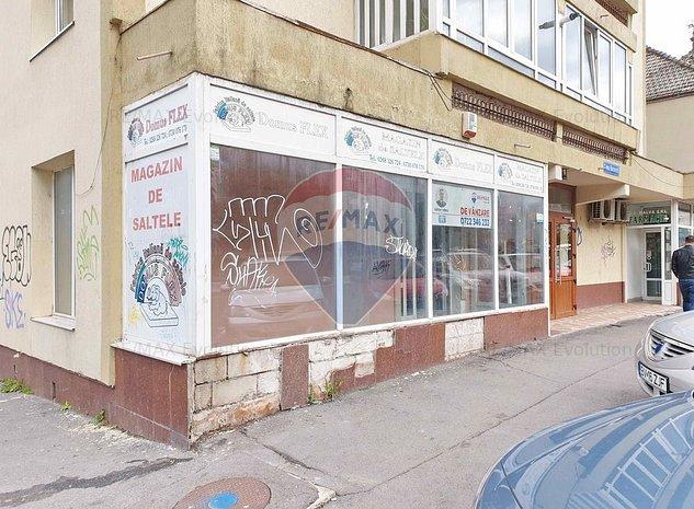 Comision 0 % ! Spatiu comercial 102 mp, Calea Bucuresti - imaginea 1