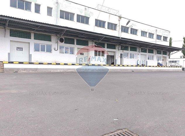 Comision 0 % ! Hale productie/depozitare cu teren de 15000 mp, Fagaras - imaginea 1