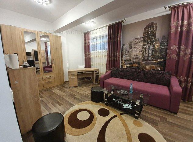 Apartament 2 camere mobilat si utilat, bloc nou finalizat - imaginea 1