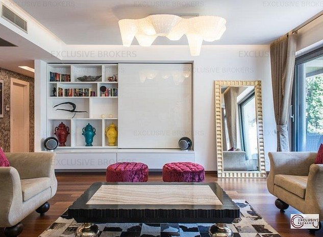 Investitie! Apartament de exceptie cu gradina proprie 108 mp-imobil exclusivist! - imaginea 1