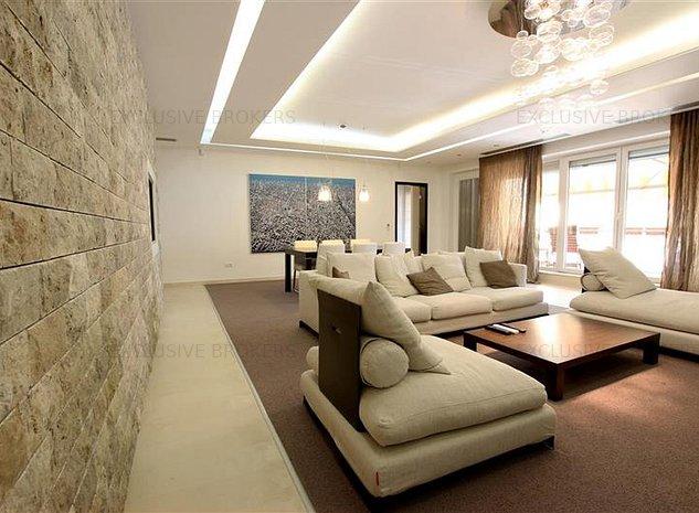 Apartament elegant si spatios Sos. Nordului! - imaginea 1