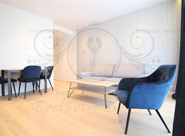 3 rooms  One Herastrau Plaza   Luxury concept  - imaginea 1