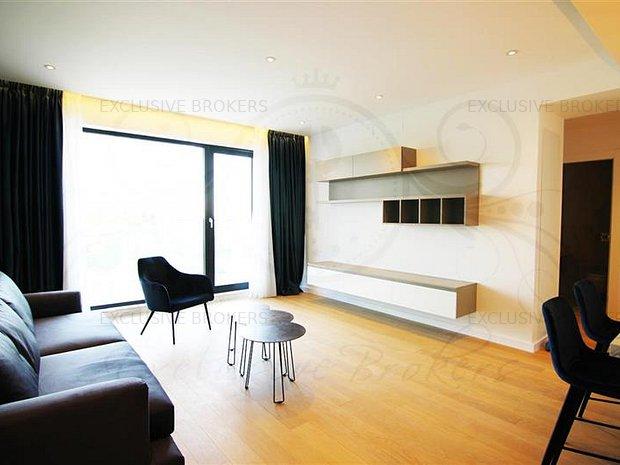 3 rooms| Luxury concept | One Herastrau Plaza | - imaginea 1