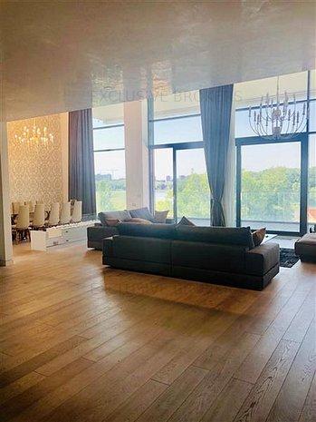 Spectacular 6 rooms Penthouse Herastrau! Amazing View! - imaginea 1
