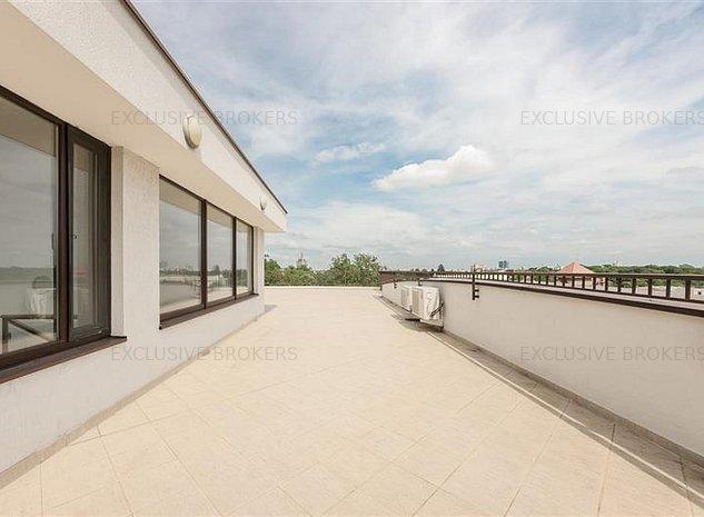 Luxury Penthouse 6 rooms Kiseleff | Amazing View| - imaginea 1