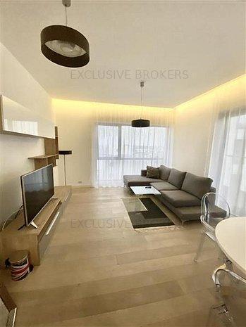 2 rooms| One Herastrau Park| Underground parking| - imaginea 1