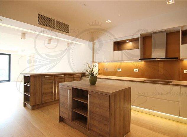 3 luxury bedrooms Primaverii| 200 sqm usable| Underground parking| - imaginea 1