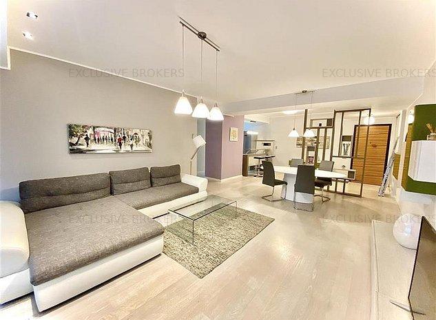 2 spacious Rooms| Soseaua Nordului | Park View | Underground parking| - imaginea 1