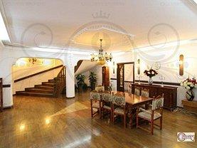 Casa de vânzare sau de închiriat 12 camere, în Bucureşti, zona Domenii