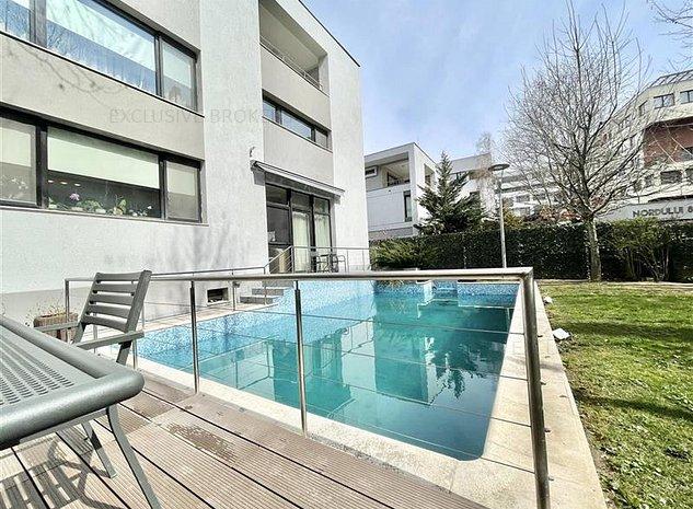 For rent Villa Soseaua Nordului|Pool, Garden| 2 parkings| - imaginea 1