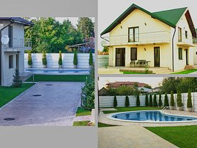 Casa de închiriat 4 camere, în Mogosoaia