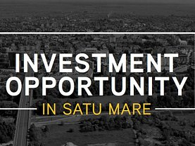 Vânzare teren investiţii
