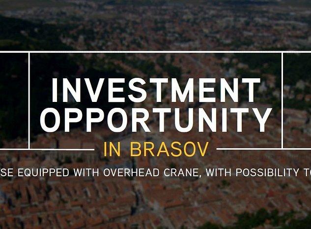 Hala depozitare Brasov - imaginea 1