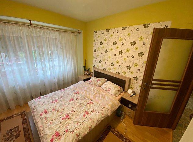 2 camere, decomandat, etaj 1, centrala, Aradului - imaginea 1