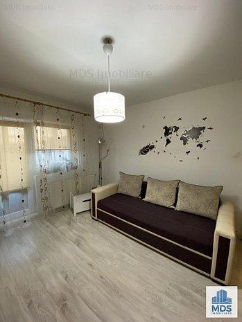 2 camere, Aradului, etaj 3, la 500m de Mall - imaginea 1