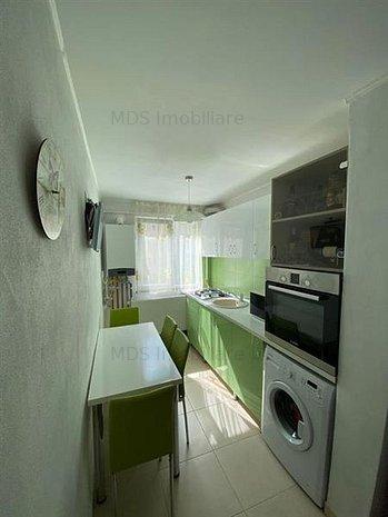 Apartament cu 1 camera, mobilat si utilat cu centrala proprie, Girocului - imaginea 1