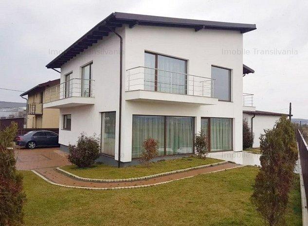 Casa individuala Someseni 500mp teren - imaginea 1