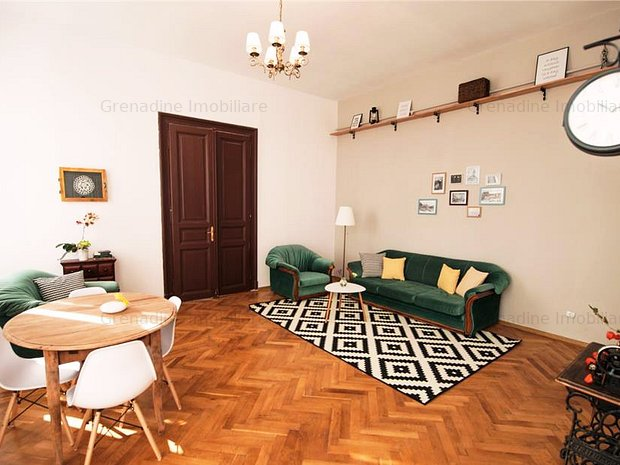 Apartament 2 camere centru - cod 7094 - imaginea 1