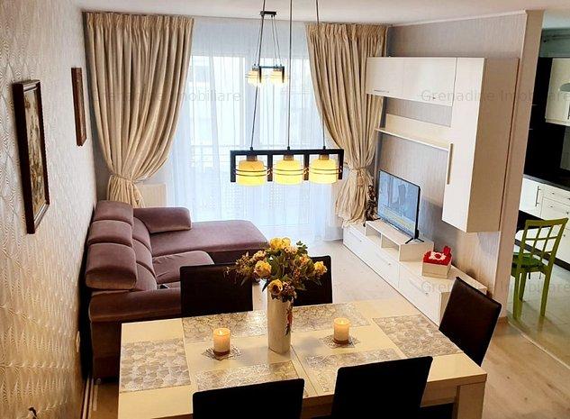 Apartament lux, tip penthouse, 3 camere in Avantgarden - imaginea 1