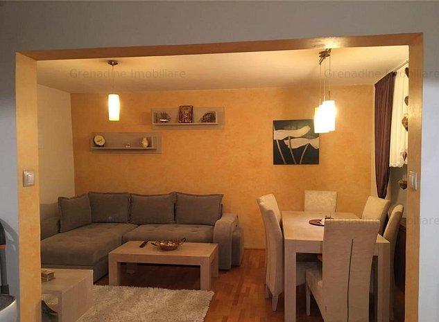 Inchiriere 3 camere zona Centrala-cod 6445 - imaginea 1