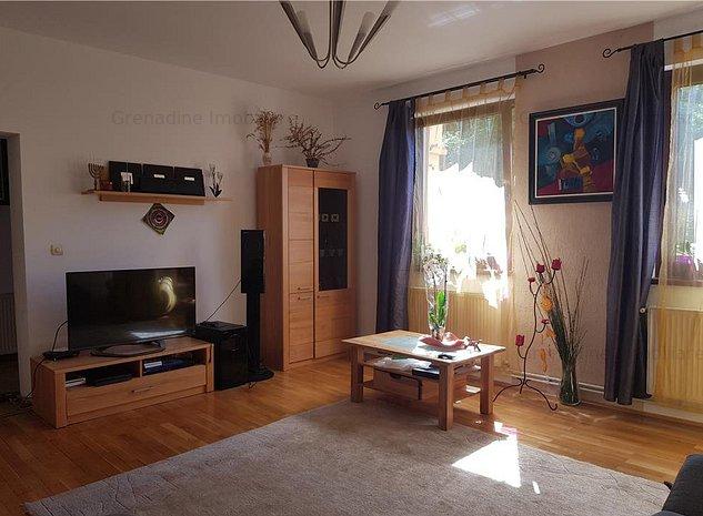 Casa singur la curte zona Schei - cod 7132 - imaginea 1