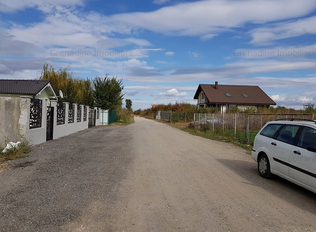 Teren pentru dezvoltare rezidentiala,Sanpetru - imaginea 1