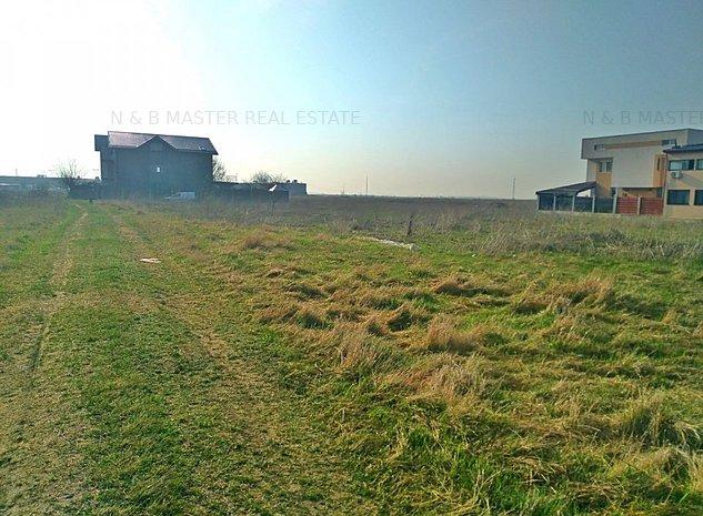 Vanzare teren 1055mp, Drumul Binelui - imaginea 1