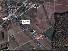 Teren agricol de vânzare, în Ciolpani, zona Central