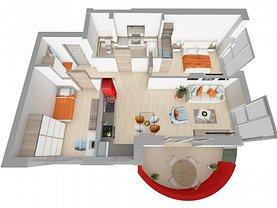 Apartament de vânzare 3 camere, în Oradea, zona Decebal