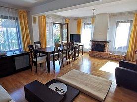 Casa de închiriat 5 camere, în Bucuresti, zona Baneasa