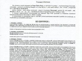 Teren constructii de vânzare, în Bucureşti, zona Rosetti