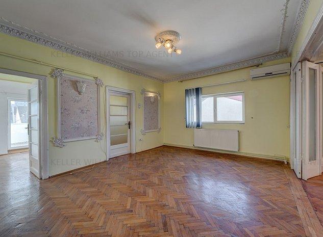 DOMENII - un apartament ideal pentru sediul firmei tale! - imaginea 1