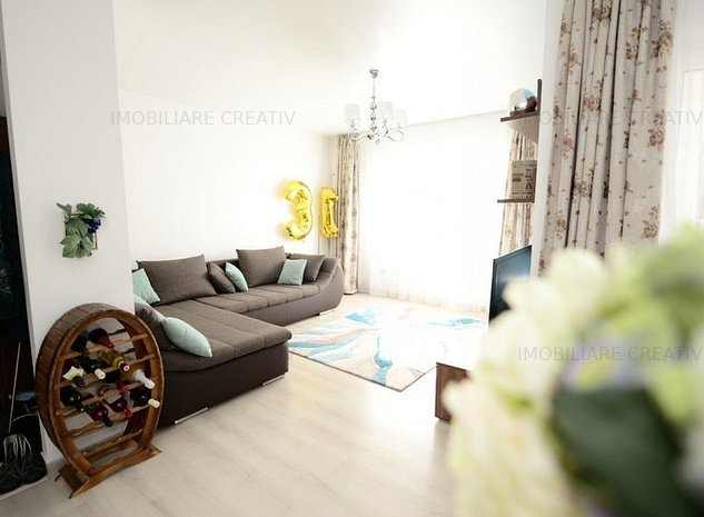 Apartament 3 camere Lux Baneasa  - imaginea 1