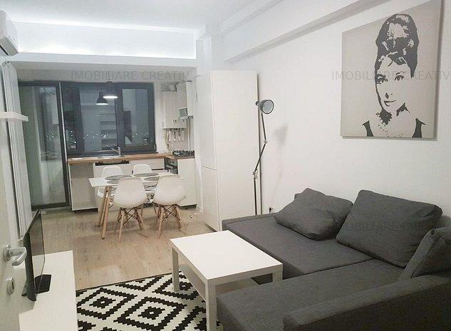 Apartament 2 camere Grozavesti ansamblu rezidential - imaginea 1