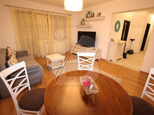 Apartament 3 camere - bloc nou Aviatiei - imaginea 1