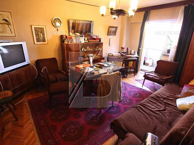 Apartament 2 camere - Piata Iancului -metrou - 57mp - imaginea 1