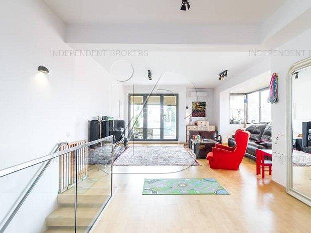 Dorobanti - zona capitalelor - bloc nou etaj 2 + etajul 3, garaj inclus - imaginea 1