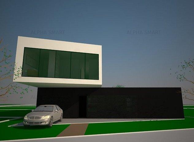 Casa de vanzare ! Proiect UNIC - imaginea 1