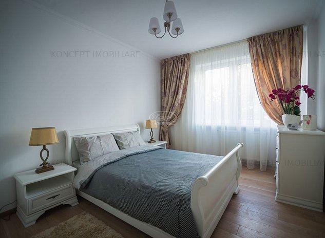 Apartament 3 camere Parcul Central - imaginea 1